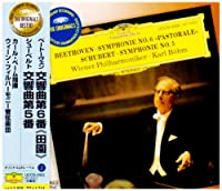 ベートーヴェン:交響曲第6番 / シューベルト:交響曲第5番