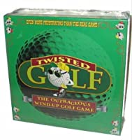 Twisted Gold - The Outrageous Wind-Up Golf Game [並行輸入品]