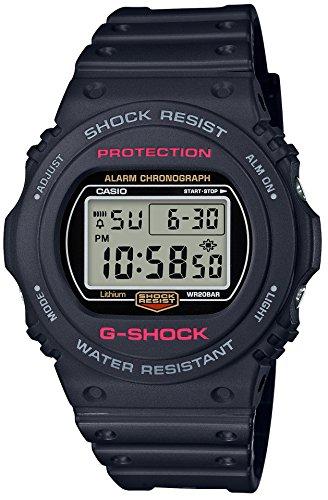 [カシオ] 腕時計 ジーショック G-SHOCK DW-5750E-1JF メンズ ブラック