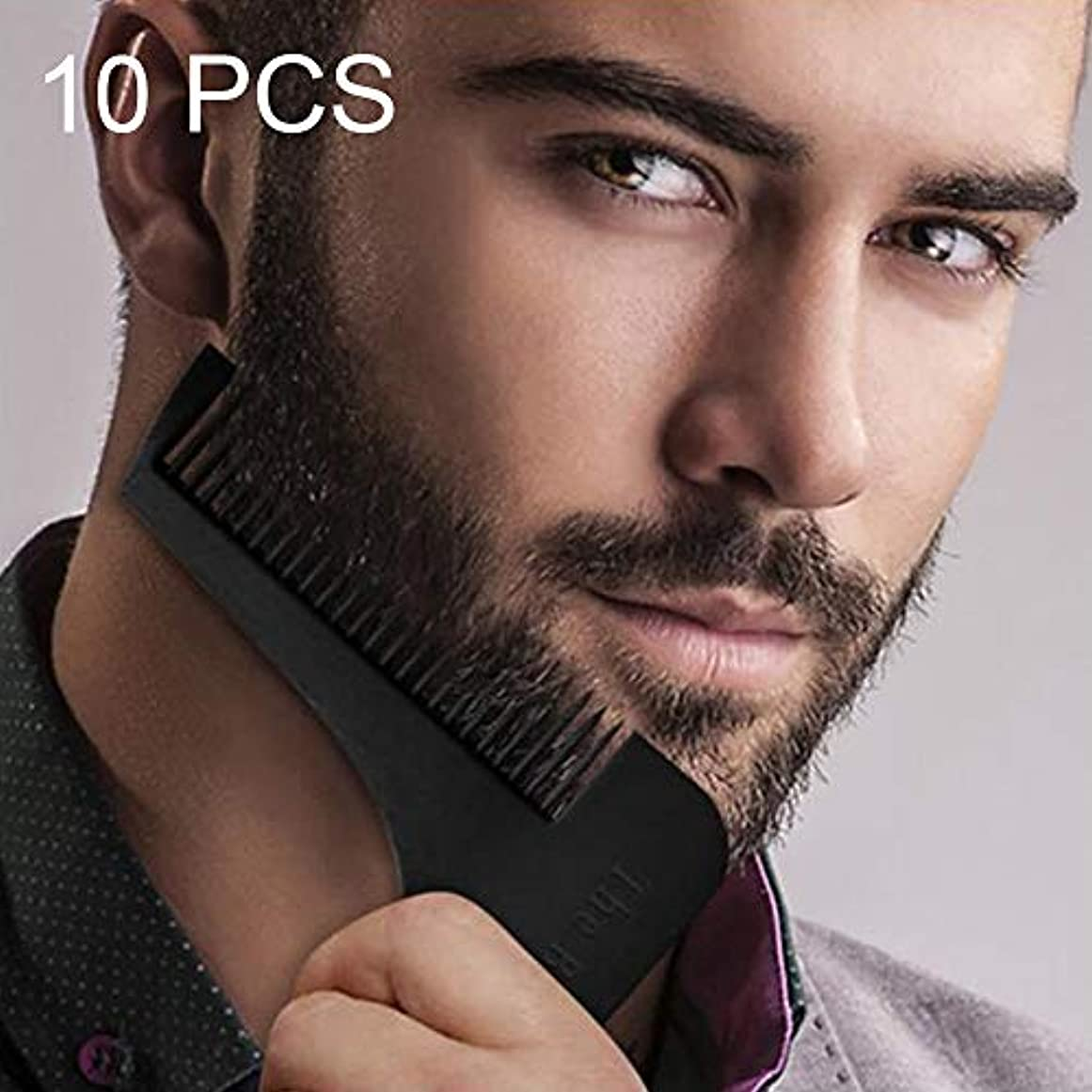 類似性捨てる読むWTYD 美容ヘアツール 10 個ビードシェイパーフェイシャルヘアシェイピングツール、ランダムカラーデリバリー