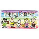 Peanuts® Easter Banner
