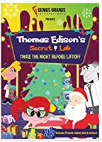 Thomas Edison's Secret Lab: Twas the Night Before [DVD] [Import]