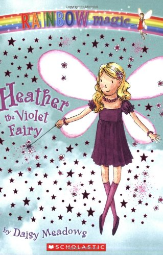 Heather, the Violet Fairy (Rainbow Magic: the Rainbow Fairies)の詳細を見る