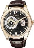 [シチズン]CITIZEN 腕時計 MECHANICAL WATCH COLLECTION メカニカル ウォッチ コレクション NP3013-01E メンズ