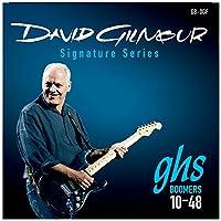 ghs エレキギター弦 David Gilmour Signature/デビッド・ギルモア ロングスケール(フェンダー)用 10-48 GB-DGF