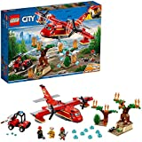 LEGO City Fire Plane 60217 Building Toy