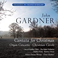 Gardner: Cantata for Christmas by Stephen King