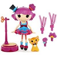 輸入ララループシー人形ドール Lalaloopsy Silly Hair Star Harmony B. Sharp Interactive Doll (Large) [並行輸入品]