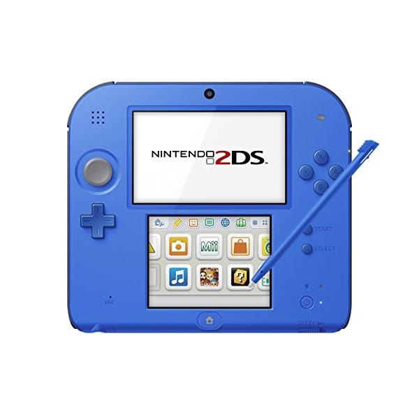 ニンテンドー2DS ブルーの商品画像