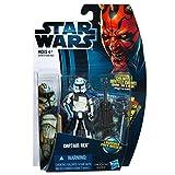 Hasbro スター・ウォーズ 2012 クローン・ウォーズ ベーシックフィギュア キャプテン・レックス/Star Wars 2012 The Clone Wars Action Figure CW13 Captain Rex【並行輸入】