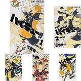 ハイキュー!! 1-35巻 新品セット (クーポン「BOOKSET」入力で+3%ポイント)