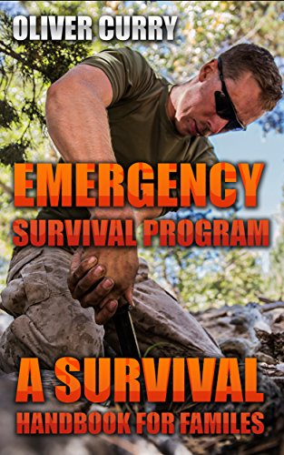 Emergency Survival Program: A Survival Handbook For Familes (English Edition)の詳細を見る