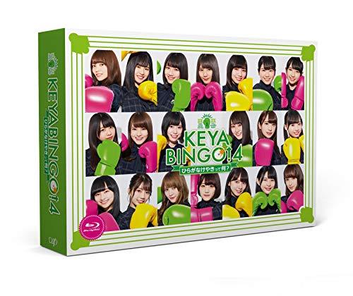 【早期購入特典あり】KEYABINGO!4 ひらがなけやきって何? Blu-ray BOX (オリジナル2019年卓上カレンダー付)