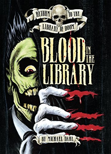 Download Blood in the Library (Return to the Library of Doom) (English Edition) B00O33V860
