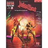 Judas Priest: Includes Downloadable Audio (Hal-Leonard Guitar Play-Along)