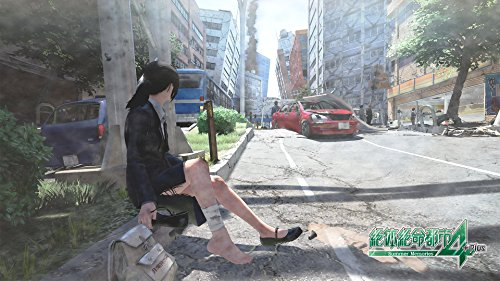 絶体絶命都市4Plus -Summer Memories- - PS4