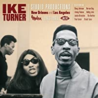 Studio Productions: New Orleans and Los Angeles 1963-1965 by IKE TURNER (2013-05-04)