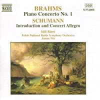 Piano Concerto No. 1 / Introduction and Concert Allegro (2001-01-16)