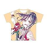 BanG Dream! ガールズバンドパーティ! 瀬田薫 Ani-Art フルグラフィック Tシャツ vol.2 ユニセックス Mサイズ
