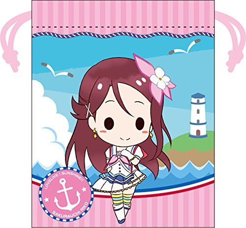 Love live! sunshine! SAKURAUCHI, Yuriko full-color DrawString