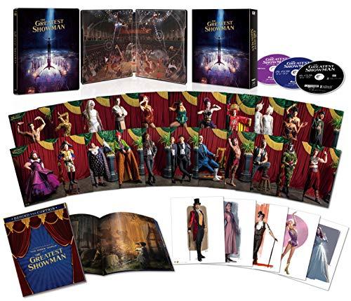グレイテスト・ショーマン 日本限定コレクターズBOX (3枚組)[4K ULTRA HD + Blu-ray]