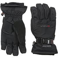 Manzella Men's Gore-Tex Stealth II Gloves, Medium, Black by Manzella [並行輸入品]