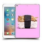 公式ポール・寿司Fuentes Cat 2パステルHard Back Case for Apple iPad Pro 29.7