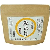 日本のみのり  純国産プレミアムキャットフード(200g)