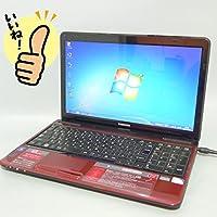 ★即使用可能!中古ノートパソコン★ Windows 7 Home Premium 64bit搭載 東芝 TOSHIBA dynabook T350/34AR /高速Intel Pentium P6100 2.00GHz/メモリー 4GB/HDD 320GB/15.6インチワイド液晶(1366x768)/DVDスーパーマルチレコーダー搭載/無線LAN(Wi-Fi)搭載/テンキー有/Microsoft Office 2010搭載