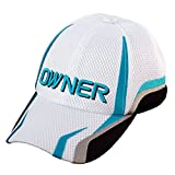 OWNER(オーナー) オーナー ラッセルキャップ2 No.9816 ホワイトターコイズ