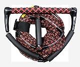 ウェイク ハンドル ロープセット 15インチ ハンドル ダイヤグリップ トリック用 サブハンドル付き 画像