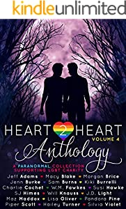 Heart2Heart: A Charity Anthology (Collection), Volume 4 (English Edition)