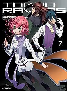 東京レイヴンズ 第7巻 (初回限定版) [Blu-ray]