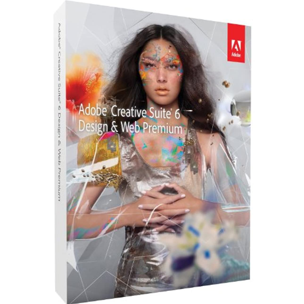 通知信者違反するAdobe Creative Suite 6 Design - Web Premium - Support - EDU - licence de site K-12 - DVD - Win- Mac - fran ais - pour installation sur 250 ordinateurs maximum