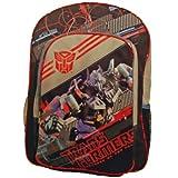 Backpack - Transformers - Optimus Prime Large School Bag New 631823
