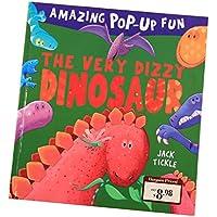 blesiya Reading for preschool -3d Pop Up Book – ヘルプキッズ幼児動物認知(恐竜)