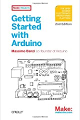Getting Started With Arduino [並行輸入品] ペーパーバック