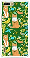 sslink honor6 Plus ハードケース ca1324-4 CAT ネコ 猫 スマホ ケース スマートフォン カバー カスタム ジャケット HUAWEI ファーウェイ