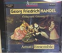 Handel;Concerti Grossi Vol1