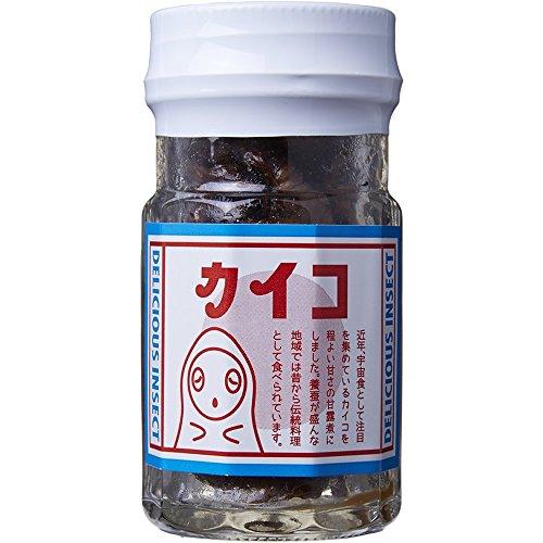 アシストバルール カイコ甘露煮 30g