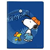 スヌーピー iPad Air 専用 ケース カバー Snoopy Thin Folio Jacket for アイパッド Air ジャケット 【並行輸入品】