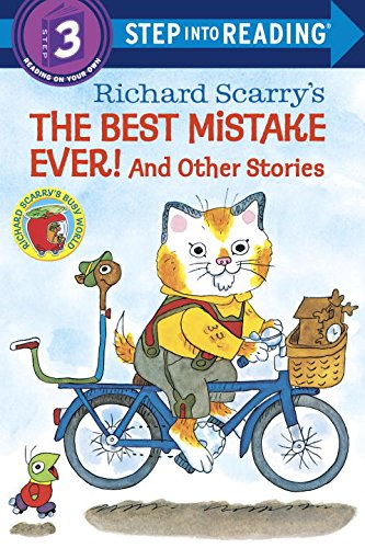 The Best Mistake Ever! and Other Stories (Step Into Reading. Step 3 Book)の詳細を見る