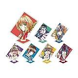 るろうに剣心 トレーディング Ani-Art アクリルスタンド BOX商品 1BOX=7個入、全7種類