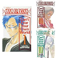 BLEACH Can't Fear Your Own World 全3巻 新品セット