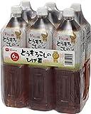 アイリスオーヤマ とうもろこしのひげ茶 1500ml×6本(シュリンクパック) CT-6