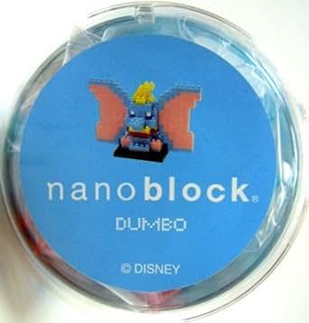 【東京ディズニーリゾート ダンボ ナノブロック】 TDR Dumbo nanoblock