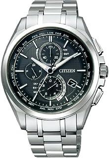 [シチズン]CITIZEN 腕時計 ATTESA アテッサ Eco-Drive エコ・ドライブ 電波時計 ダイレクトフライト 針表示式 薄型 マスコミモデル AT8040-57E メンズ (B009CNH97S) | Amazon price tracker / tracking, Amazon price history charts, Amazon price watches, Amazon price drop alerts