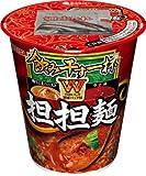 エースコック タテロング 飲み干す一杯W 担担麺 106g×12個