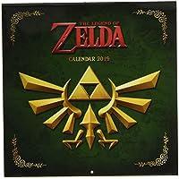 Legend Of Zelda 2019 Square Nintendo Cal