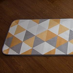 洗える フランネル キッチンマット 約60×1...の関連商品3